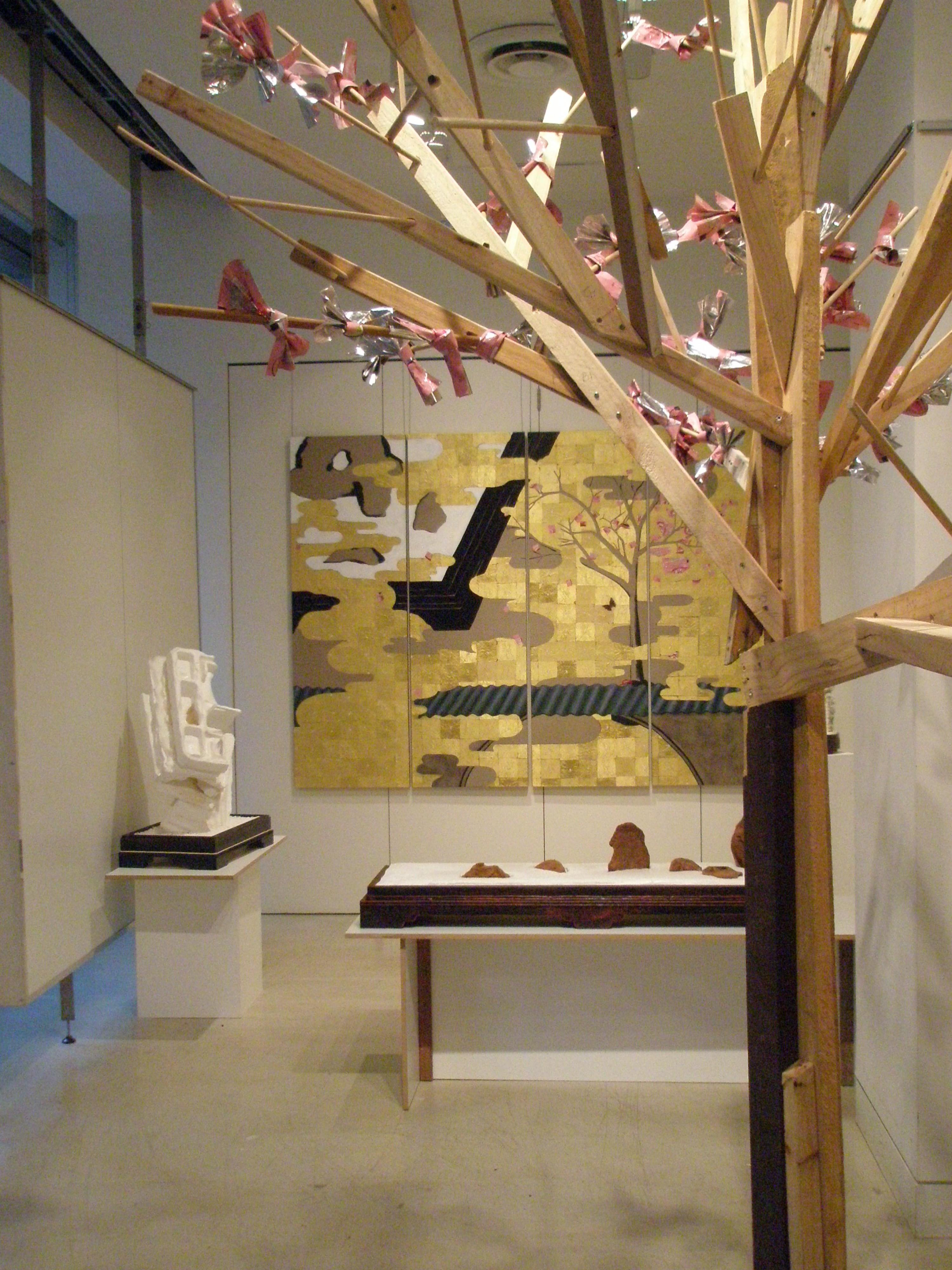 Benedict Ernst / Exhibitions / THE GARDEN OF LOVE (2008)